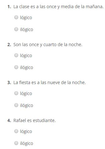 Please I Need Help With This Spanish Lesson: Here
