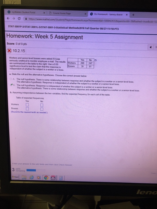 my walden student portal