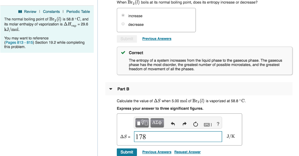 which has a higher boiling point i2 or br2 - Chemistry