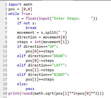 Solved: Robot Game With Python Please Review My Code And S