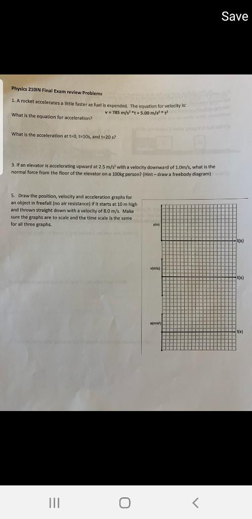 15 PDF PHYSICS EXAM REVIEW ANSWERS FREE PRINTABLE ...
