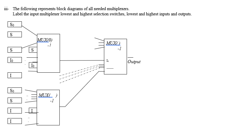 Super Solved 6 Construct A 2048 To 1 Multiplexer Using Several Wiring Database Rimengelartorg