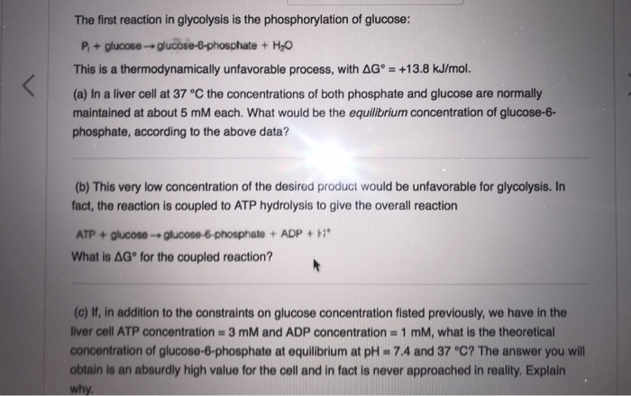Solved: Basic Math Question Relating To BIOCHEMISTRY, Shou