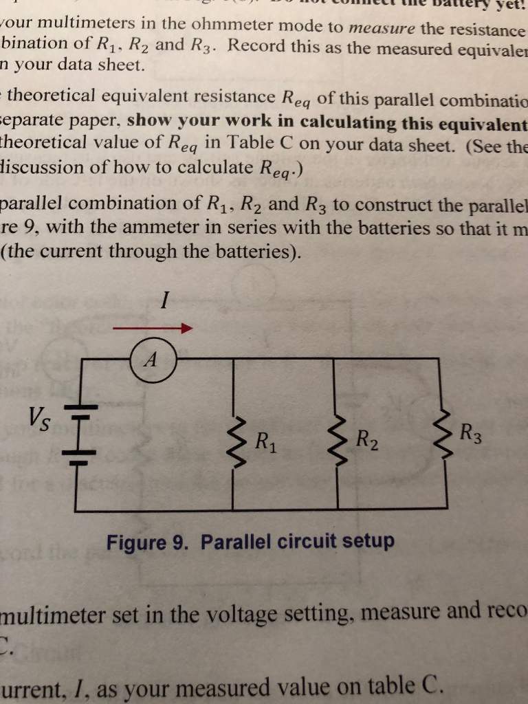 solved suppose the resistors in the three circuits studie