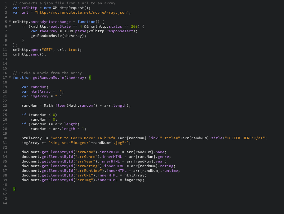 Solved: CSS/HTML Question: So, I Am Trying Use A JSON Arra