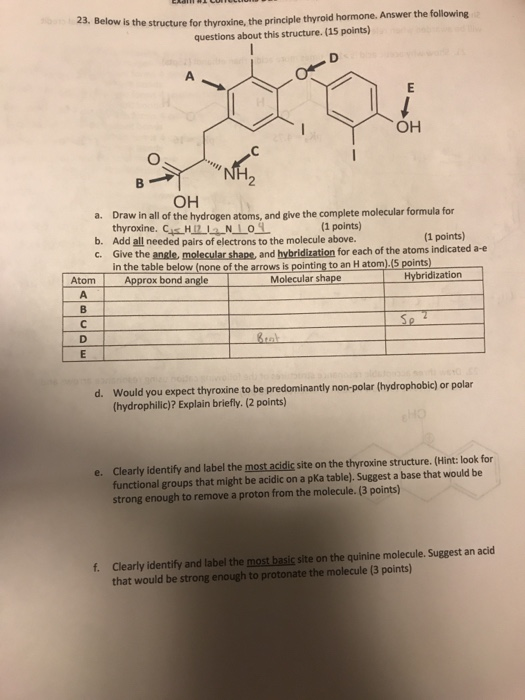 Solved Wo 22 Draw Three Acceptable Resonance Structures Chegg Com