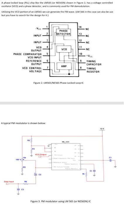 using multisim  design an fm modulator and demodul
