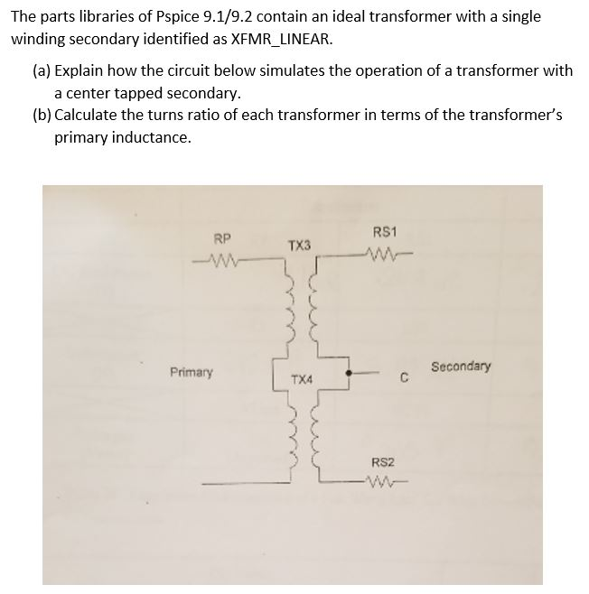 Electrical Engineering question | Chegg com