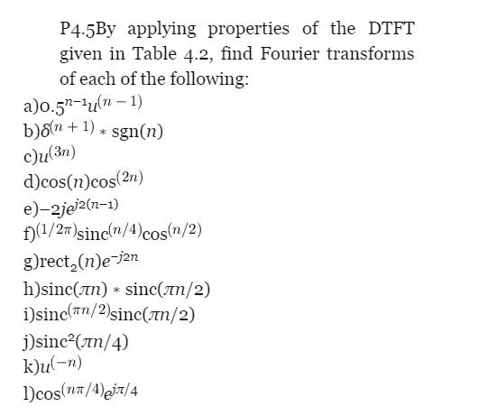 Solved: 2  Textbook Problem P4 5 B, E, F, G, M, N | Chegg com