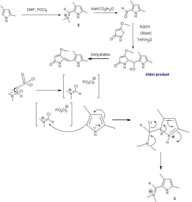 Solved Pyrrole Chemistry Revolves Around The Nucleophilic