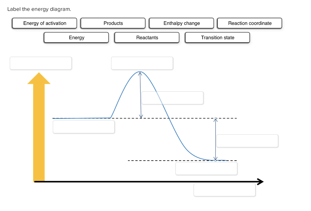 Label This Energy Diagram
