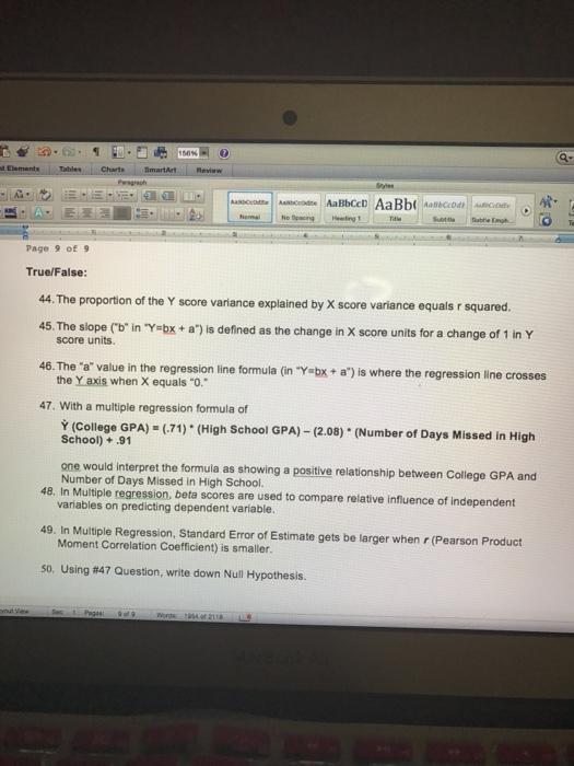 Statistics And Probability Archive | June 16, 2017 | Chegg.com