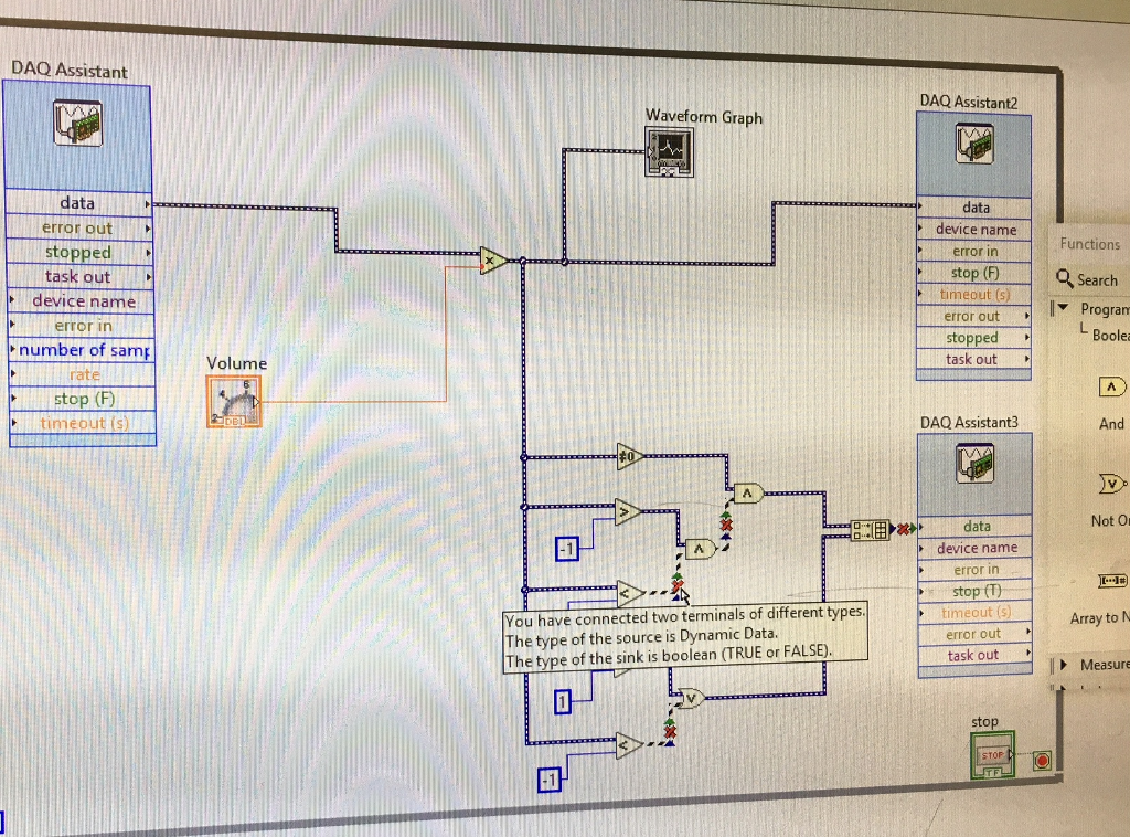 Solved: I Am Working A Project Using LABview That Includes