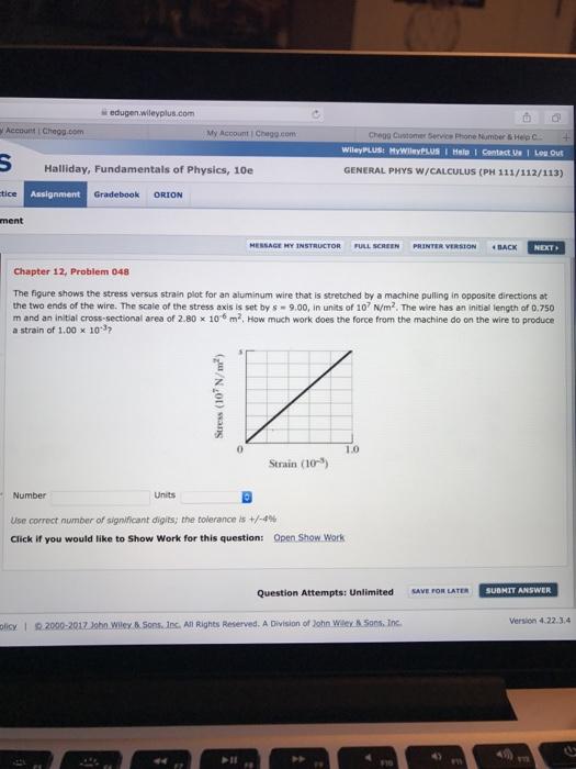 Solved: Edugen Wiley Plus Com B Chegg Customer Service Pho