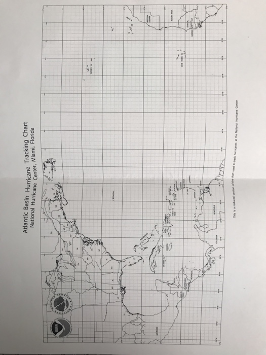 This is a photo of Hurricane Tracking Map Printable pertaining to south map