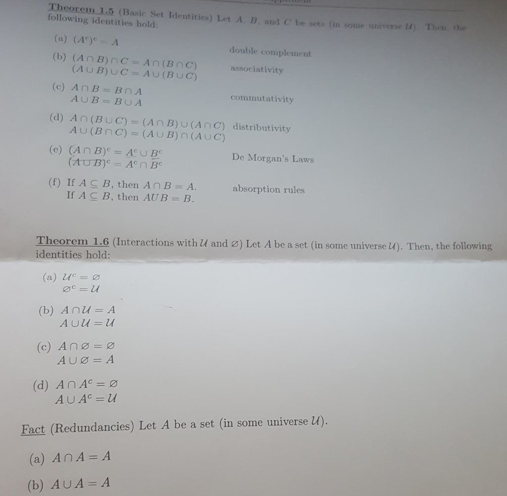 Solved: --- This Is Discrete Mathematics Question  1  Use