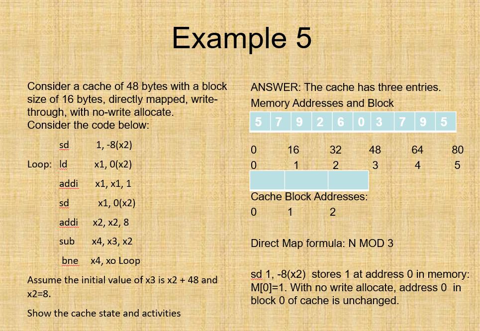 Computer Architecture Homework We Re Using This B Chegg Com