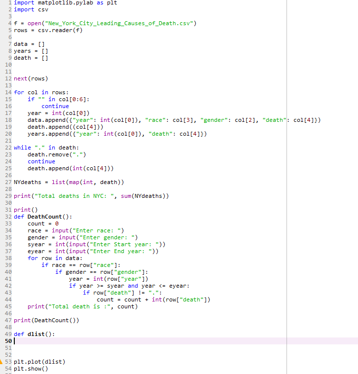 Solved: I Need Help Writing This Code In PYTHON: Feature
