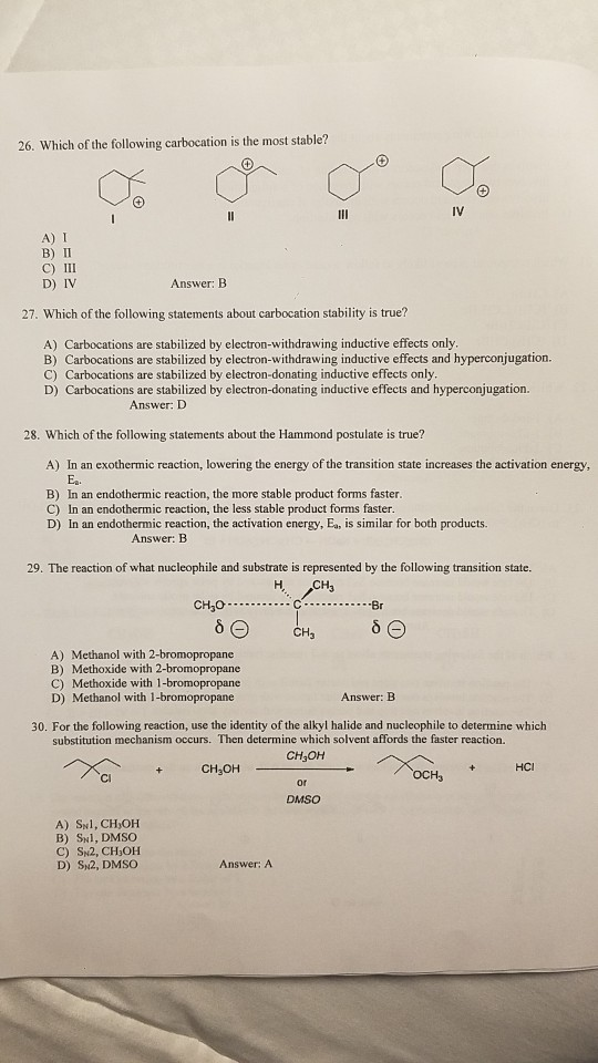 Solved: All Of The Answers Are Listed But Can You Please E
