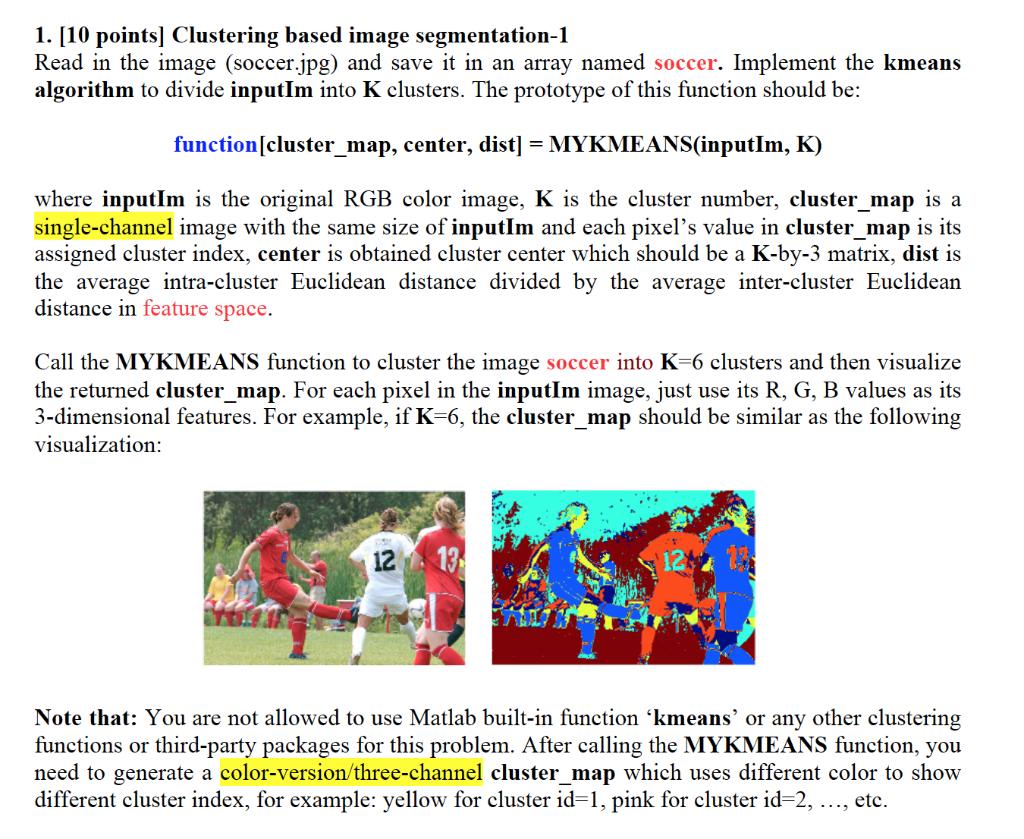 MATLAB Programming Language Link To Image: Https:/    | Chegg com