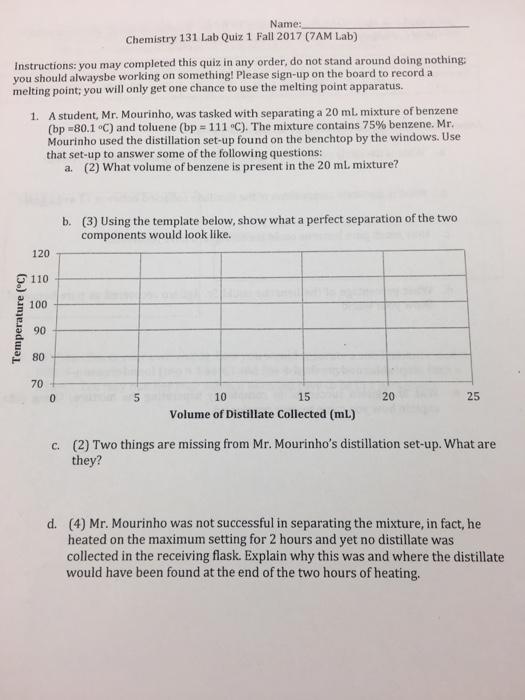 name chemistry 131 lab quiz 1 fall 2017 7am lab chegg com rh chegg com chem 111 lab manual answers chemistry 1411 lab manual answers