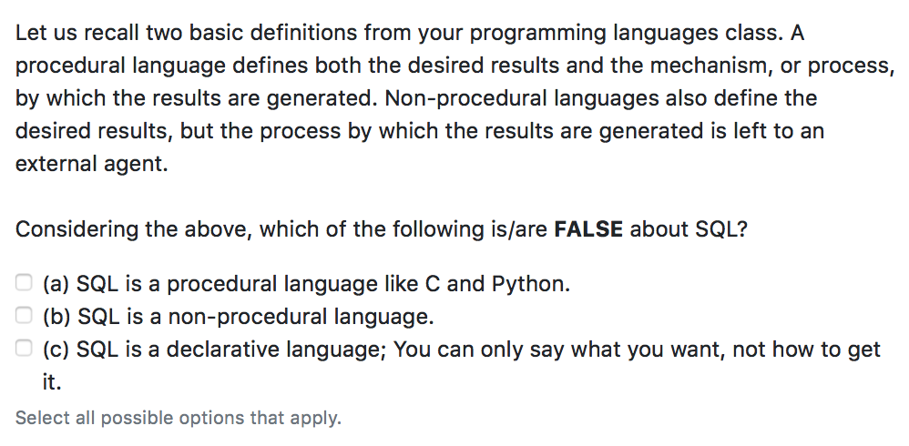 how does language define us