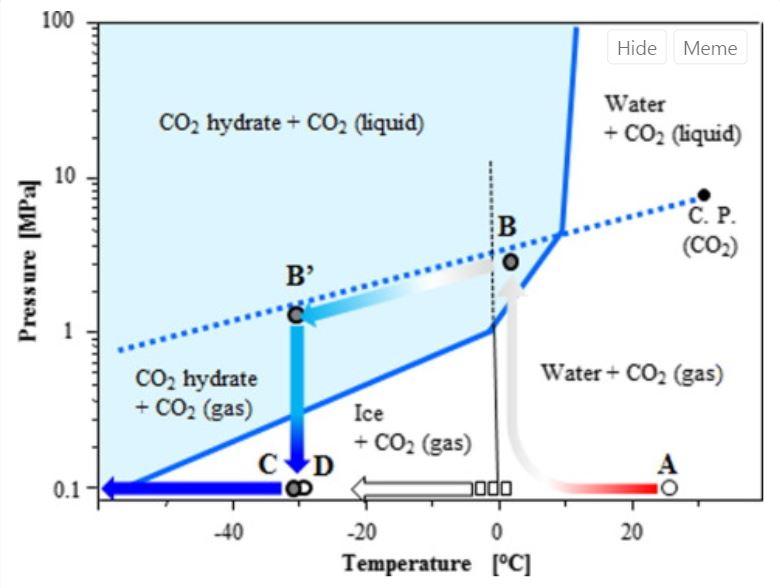 30 Co2 Phase Diagram