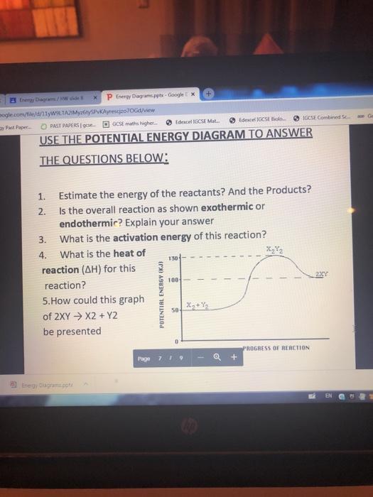 W Slide X P Energy Dagra ppts Google T+ A Energy