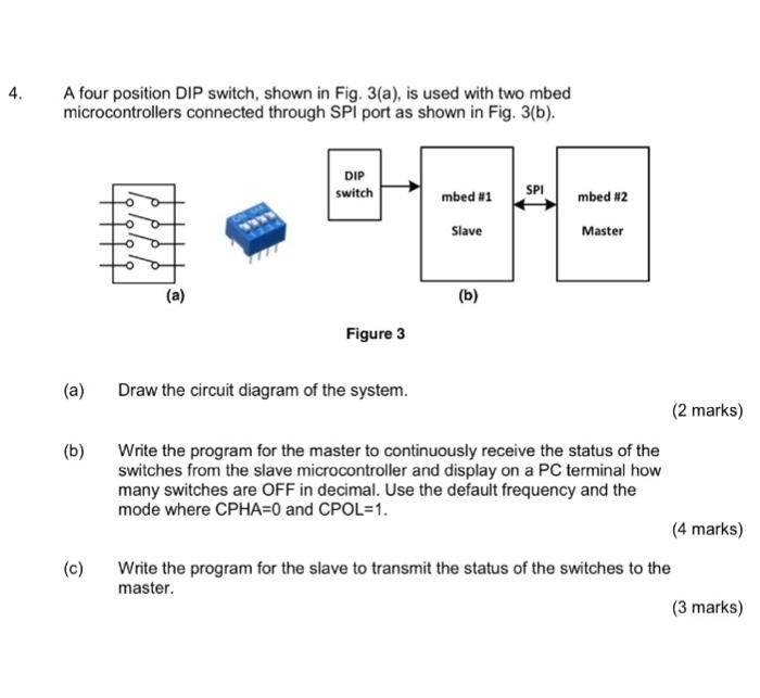 Dip Switch Circuit Diagram - Wiring Diagram •