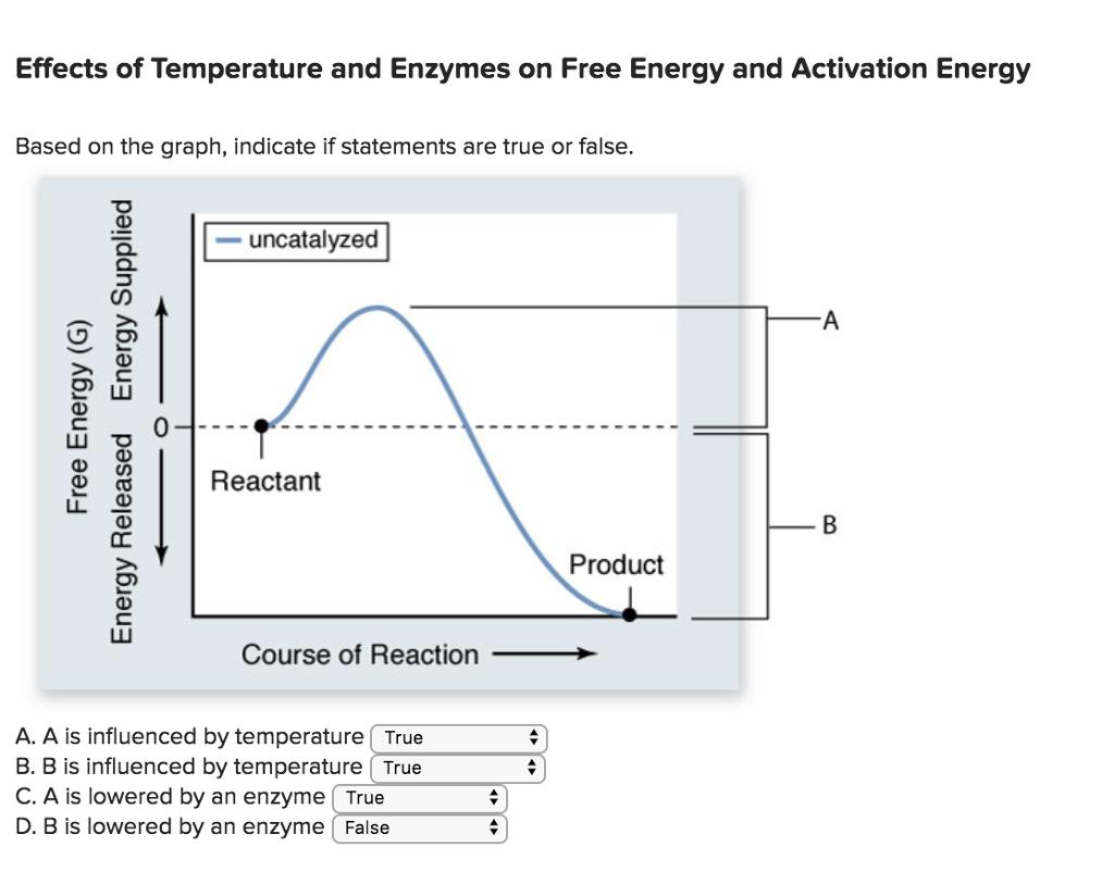 temperature effect activation energy