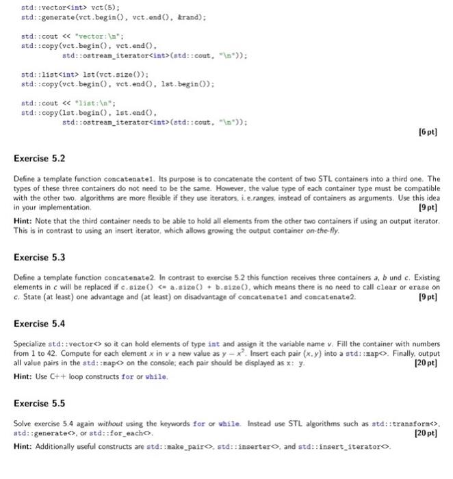 Solved: Std: : Vector Vet (5)