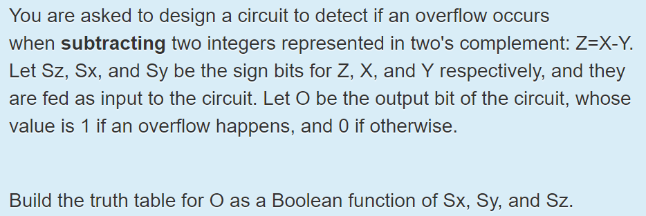 solved you are asked to design a circuit to detect if an rh chegg com