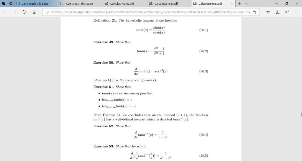 Solved: | Can't Reach This Page Can't Reach This Page Calc