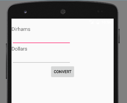 Dirhams Dollars Convert