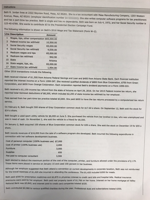 Qualified Dividends And Capital Gain Tax Worksheet Chegg