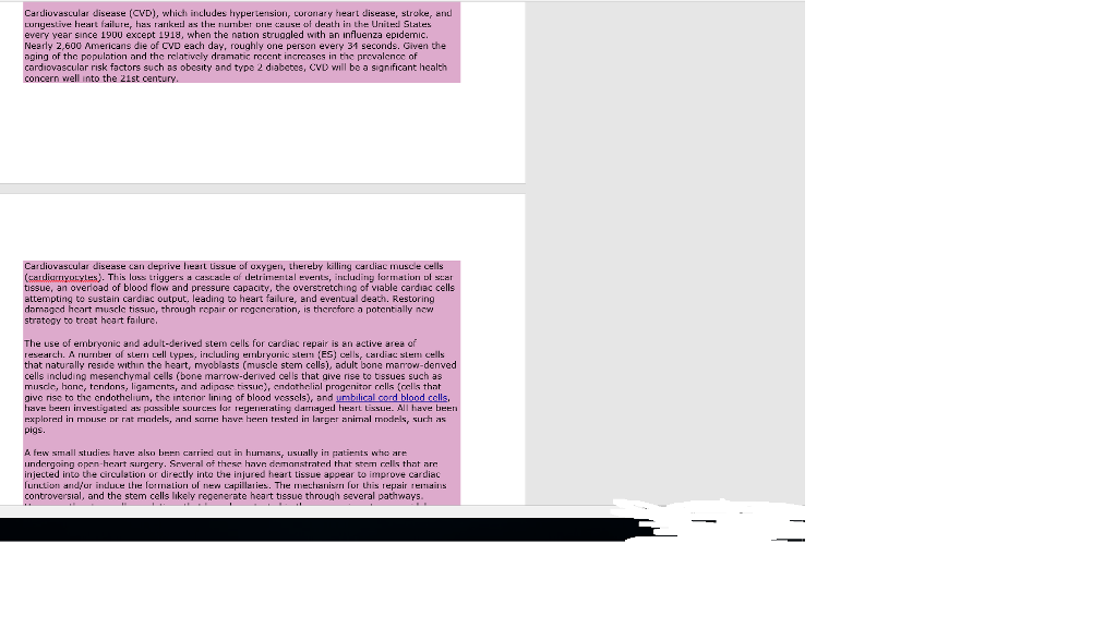 Summary Important Informatlon And Detalls VII  Wha