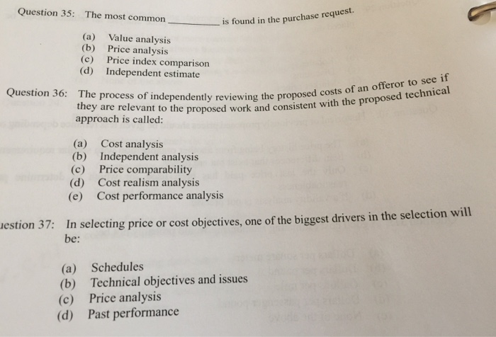 objectives of value analysis