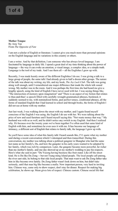 Essay on why should we learn english