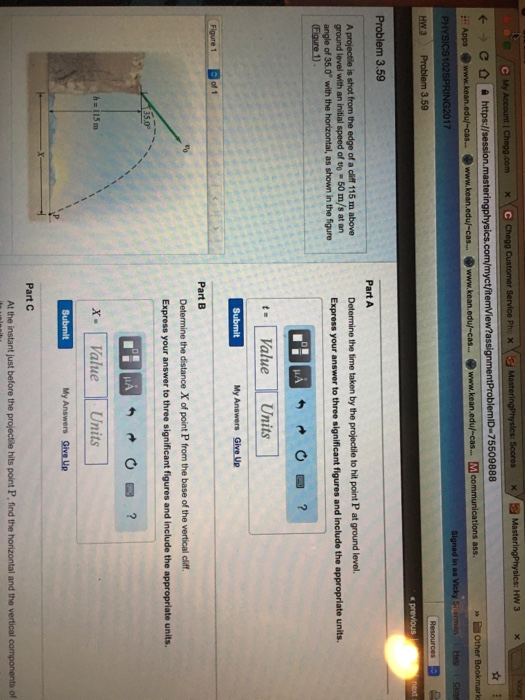 Solved: C My Account L Chegg com X C Chegg Customer Servic