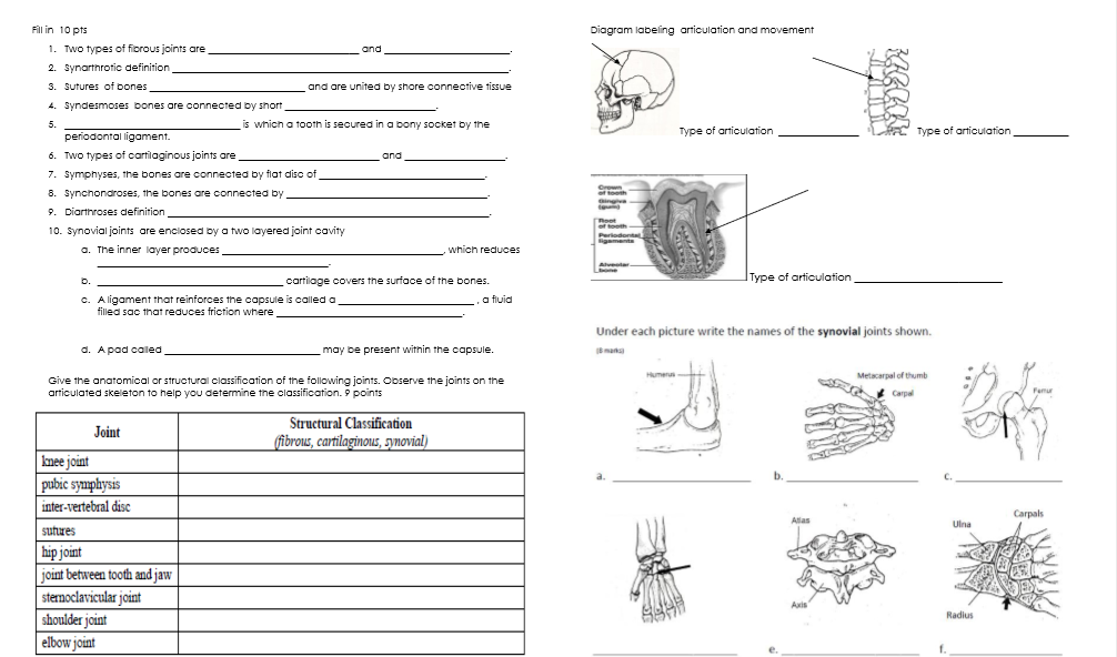 Articulate Joint Diagram Labeled Introduction To Electrical Wiring