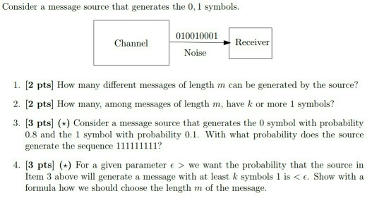 Solved Cramg Suethat Gnrates The 0 1 Symliolb 010010001