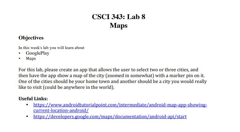 I Am In Intro To Mobile Apps We Are Using Android ... | Chegg.com Zoomed In Houston Tx Map on houston zip code map, city of conroe tx map, texas interactive radar weather map, houston metro bus map, houston neighborhood map, houston streetcar district map, houston city road map, katy tx map, houston texas map, kingwood texas map, prairie view tx map,