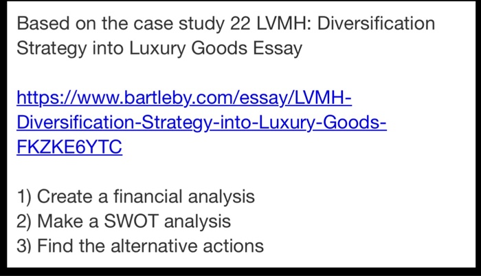luxury essay