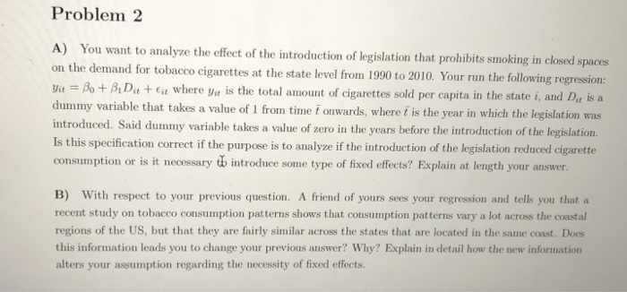 introduction paragraph about smoking