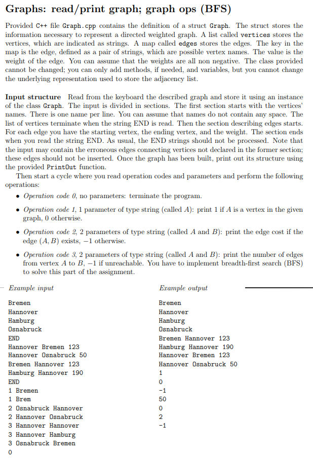 solved cse algorithm design and analysis graphs read pri