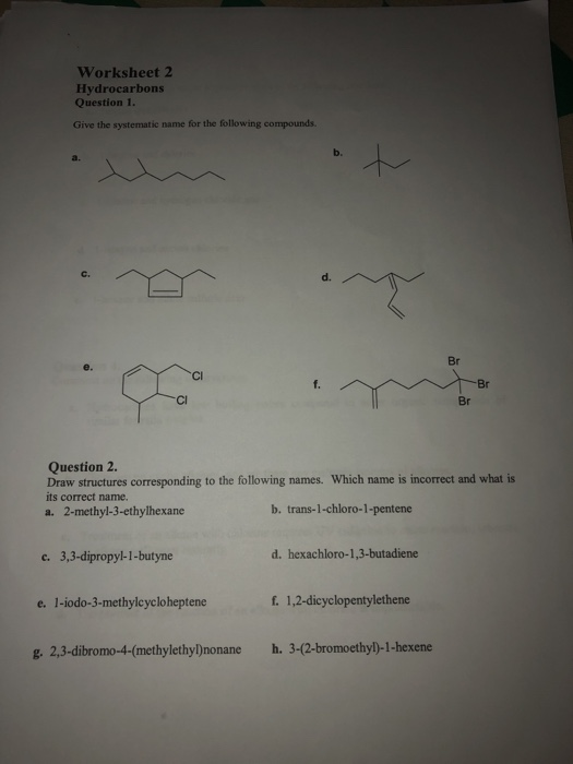 Alkenes and Alkynes Worksheet for Higher Ed   Lesson Pla additionally  in addition  moreover  also Crash Course in Chemistry 41 Alkenes   Alkynes by AA31 Labs   TpT together with Alkanes Alkenes Alkynes Worksheet   Sanfranciscolife moreover Naming Alkenes Worksheet 2 Answers 1urvuob besides  additionally CHEMISTRY 11  Alkenes   Alkynes  double   triple bonds   brian moreover Unit 7  Organic Chemistry furthermore Worksheet Naming   Alkene   Hydrocarbons in addition 9 1  Naming Alkynes   Chemistry LibreTexts besides Solved  Worksheet 2 Hydrocarbons Question 1  Give The Syst additionally Alkenes And Alkynes Worksheet – Brixham Images besides Alkenes   Alkynes WS additionally February   2014   Mr  Velji's Chemistry Blog. on naming alkenes and alkynes worksheet