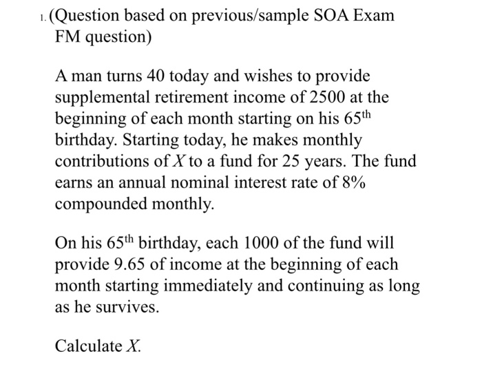 Answers to 11 common questions about exam fm etched actuarial.