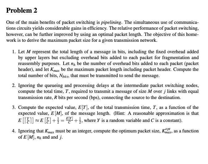 Solved: Use The Letter Given In The Problem To Compute The
