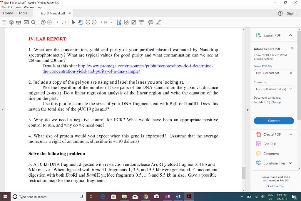 solved ーexpt 3 manual pdf adobe acrobat reader dc file