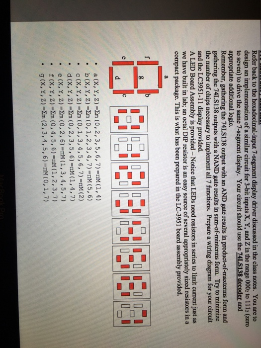 Solved  Refer Back To The Hexadecimal